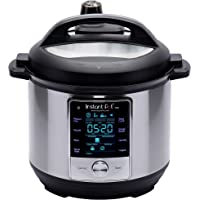 Instant Pot Max 60, 6 Quart Electric Pressure Cooker, Silver