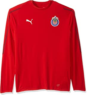 8103e58d5702 Amazon.com  PUMA Mens Chivas Training Shirt SS16  Clothing