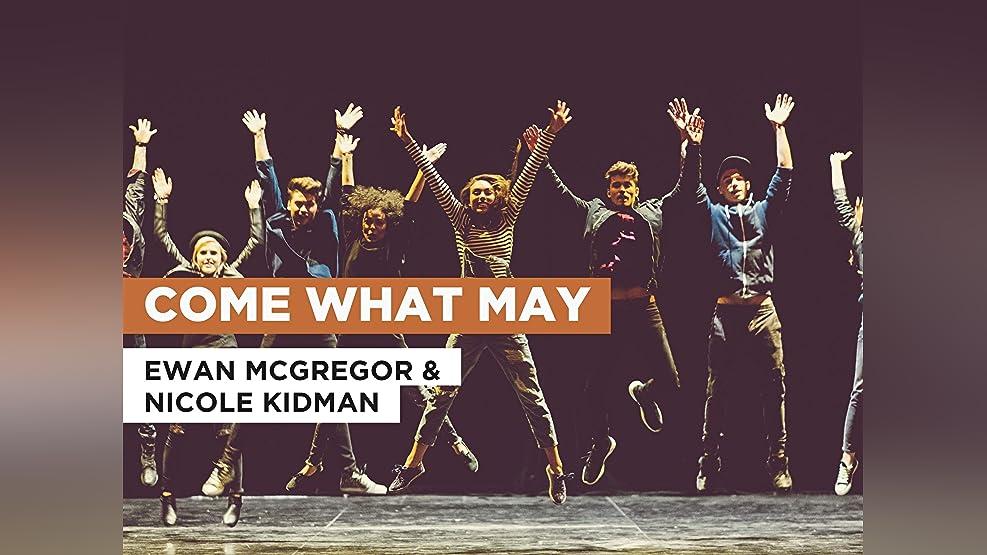 Come What May im Stil von Ewan McGregor & Nicole Kidman