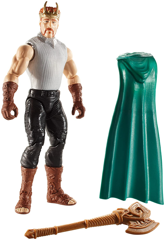 Sheamus  with tattoo set WWE Create A Superstar Figure Wrestler Action Figurine