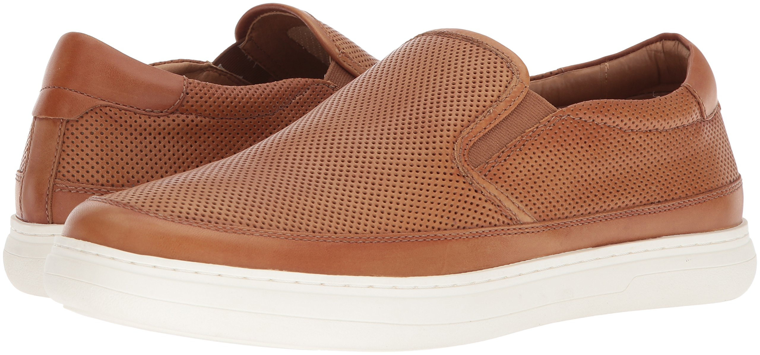 Donald J Pliner Men's Corbyn Sneaker, Saddle, 10.5 Medium US by Donald J Pliner (Image #5)