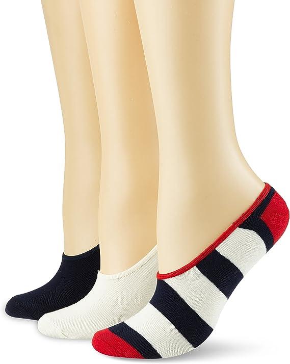 Happy Socks Limer Calcetines cortos, Blanco (Weiß 1000), 41-46 ...
