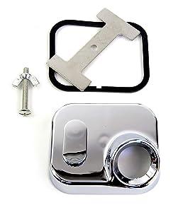 Shampoo Bowl Hose Receiver Kit for Vacuum Breaker