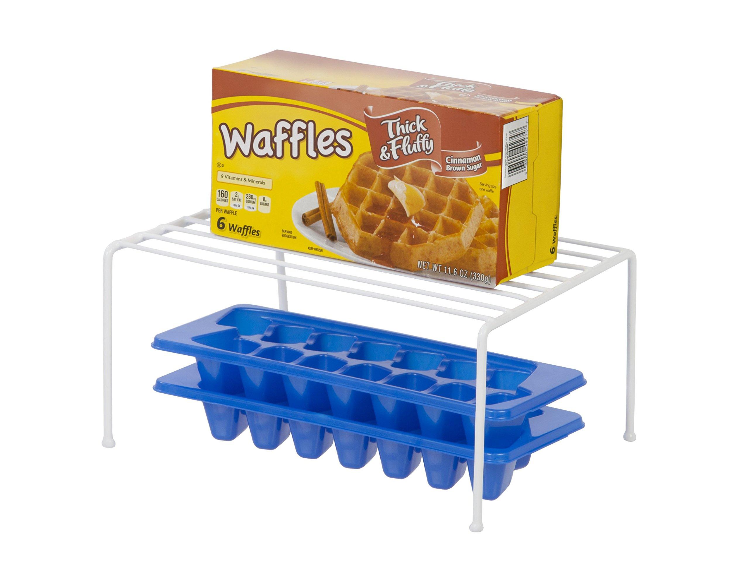 IRIS Fridge/Freezer Helper Shelf, White