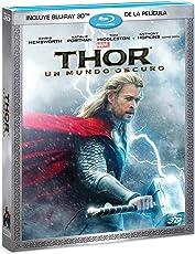 Thor: Un Mundo Oscuro [Blu-ray + 3D]