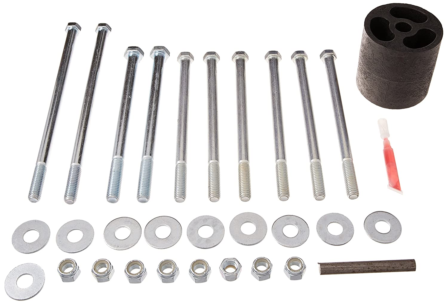 PA783 fits 1987 to 1991 Performance Accessories Made in America Ford Bronco 3 Body Lift Kit