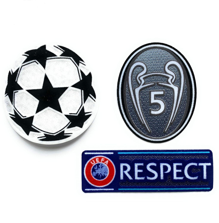Liverpool UEFA Champions League Patch kit Bayern Munich FC Barcelona