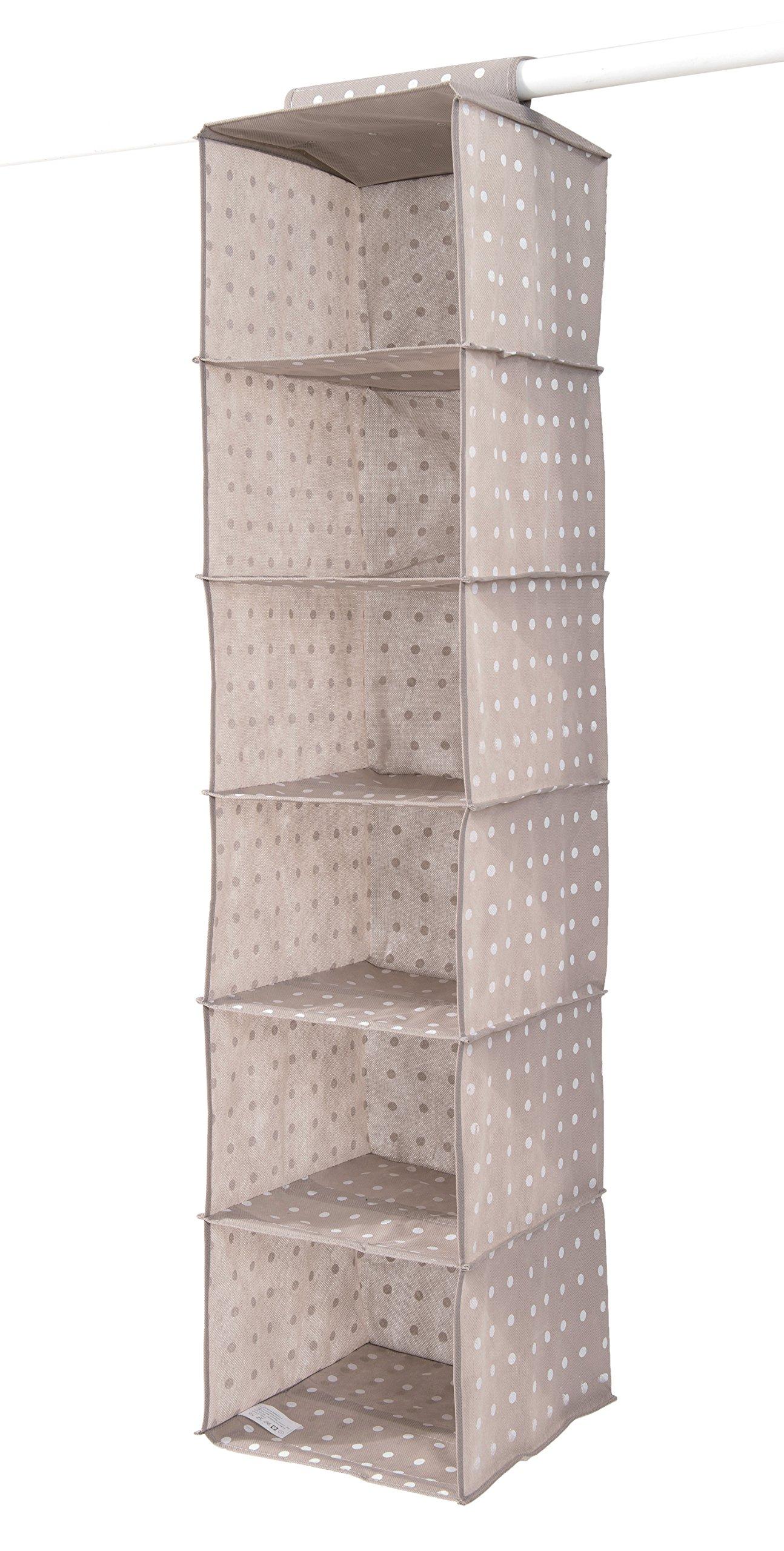 Compactor Organizador, marrón, 30cm x 30cm x128cm product image