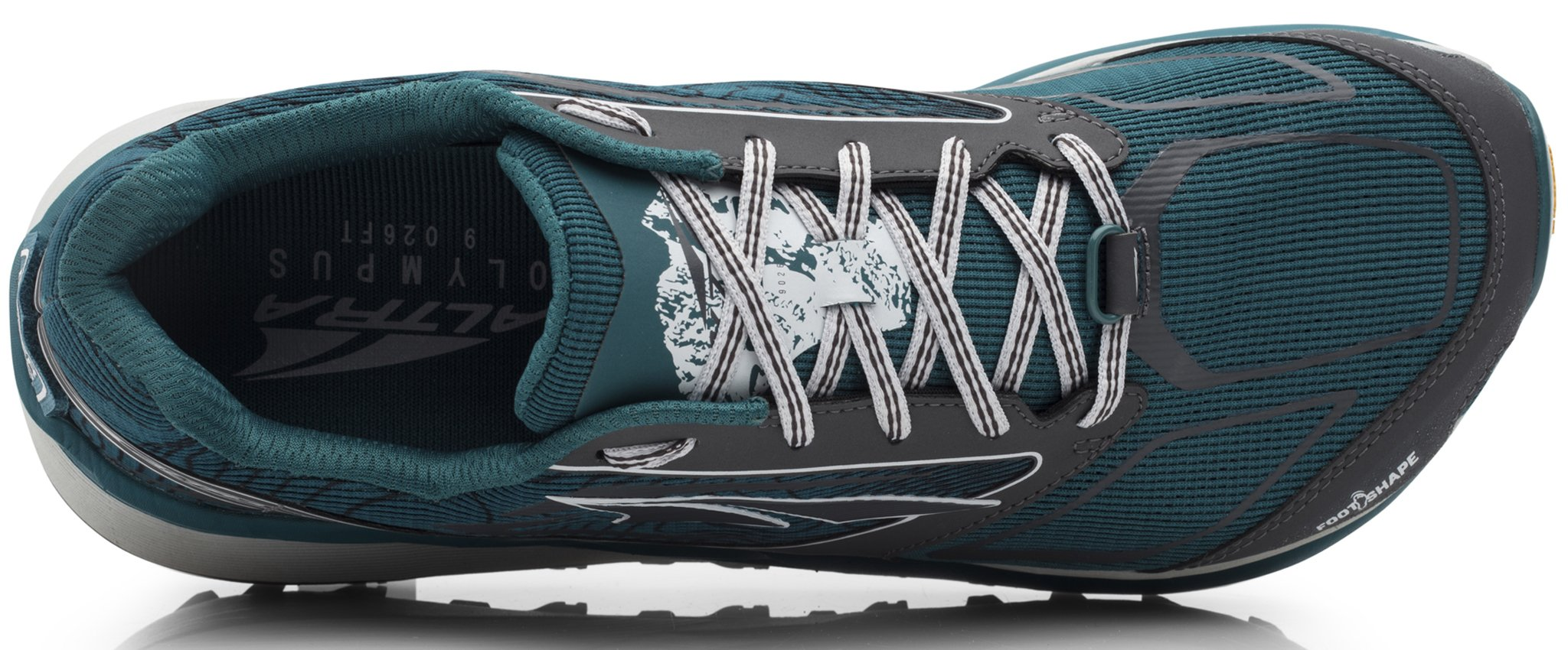 Altra AFM1859F Men's Olympus 3 Running Shoe, Green - 11 D(M) US by Altra (Image #3)