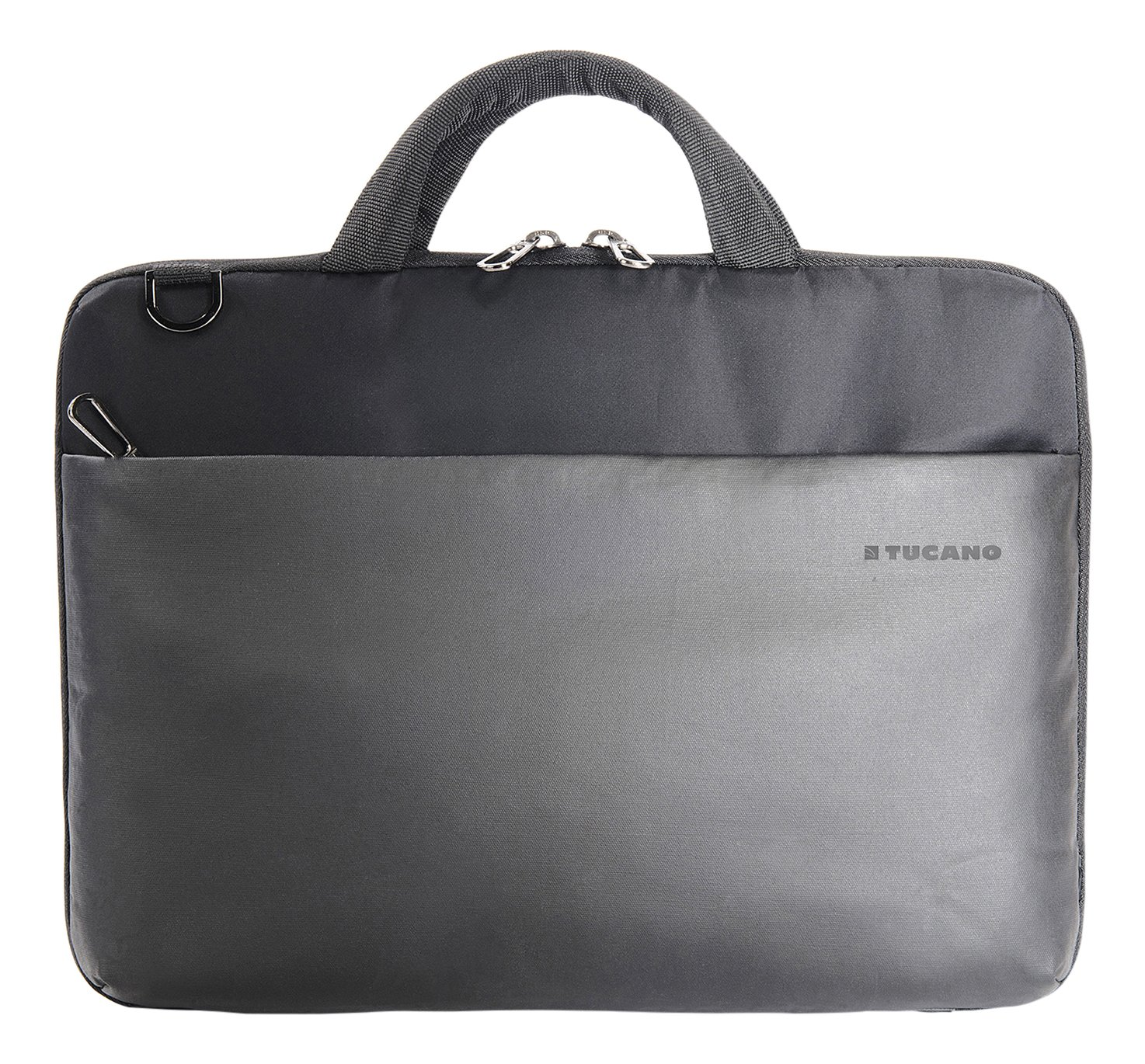 Tucano Dark Work Slim Bag 13'' Laptop Case (Black) by Tucano