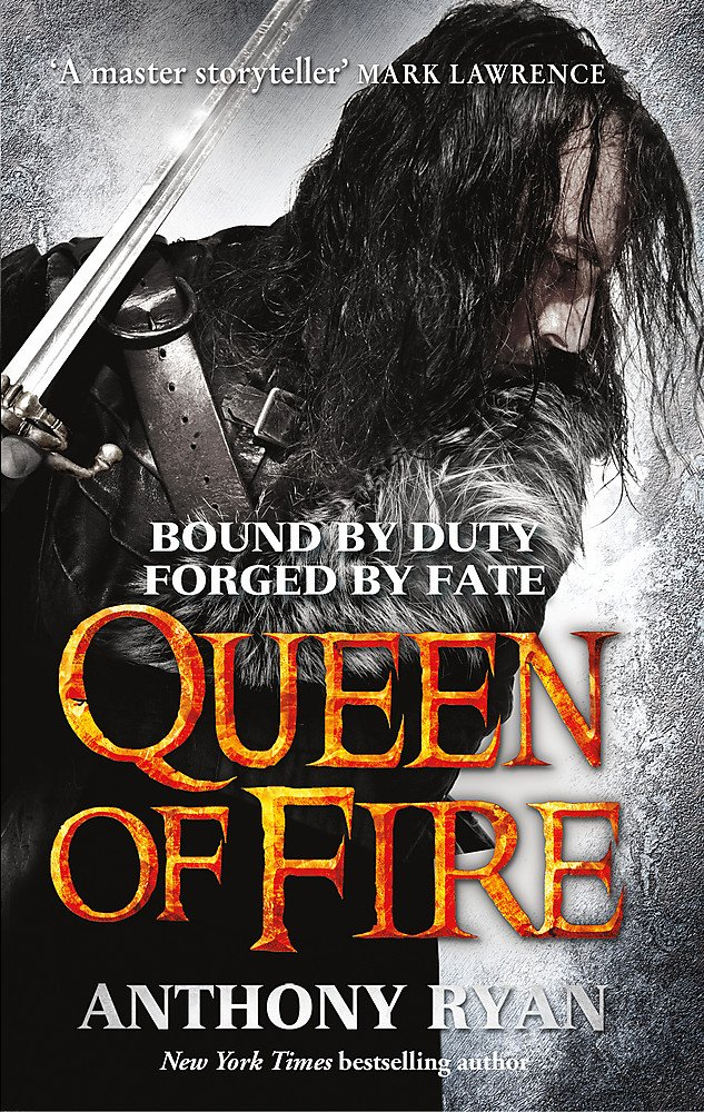 Queen of Fire: Book 3 of Raven's Shadow pdf epub