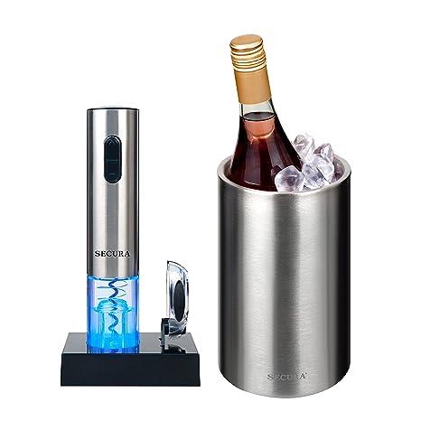 amazon com the secura premium stainless steel electric wine bottle