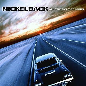 THE ALL BAIXAR RIGHT REASONS2005 NICKELBACK CD