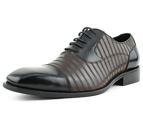 Amazon.com: Asher Green AG523 - Zapatos de vestir para ...