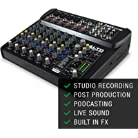 Mesas de mezclas para grabación