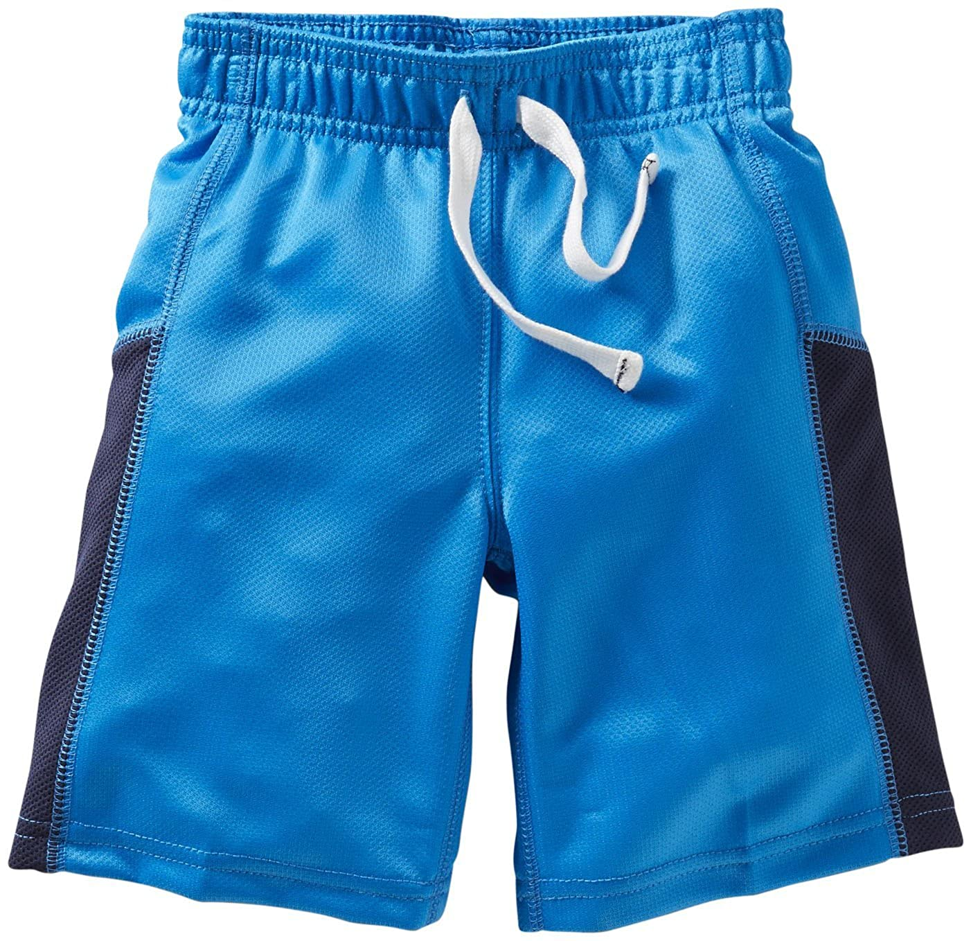 Carter's Boys' Mesh Shorts (Toddler/Kids) Blue)
