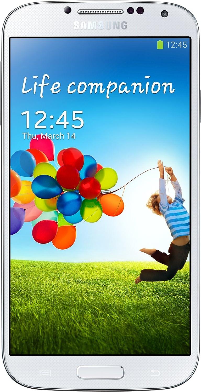 B00CL4HXQC Samsung Galaxy S4 White i9500 16GB Factory Unlocked (International Version) - Marble White 81dRA1seVYL