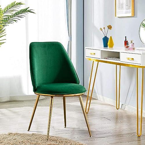 Altrobene Velvet Make Up Vanity Chair