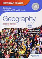 Cambridge International AS/A Level Geography