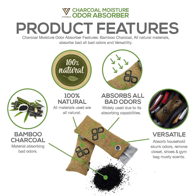 Amazon.com: Natural Closet Air Freshener Purifier, Shoe Deodorizer ...