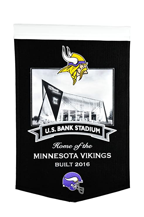 Strak Design Bank.Amazon Com Winning Streak Nfl Minnesota Vikings Us Bank Stadium
