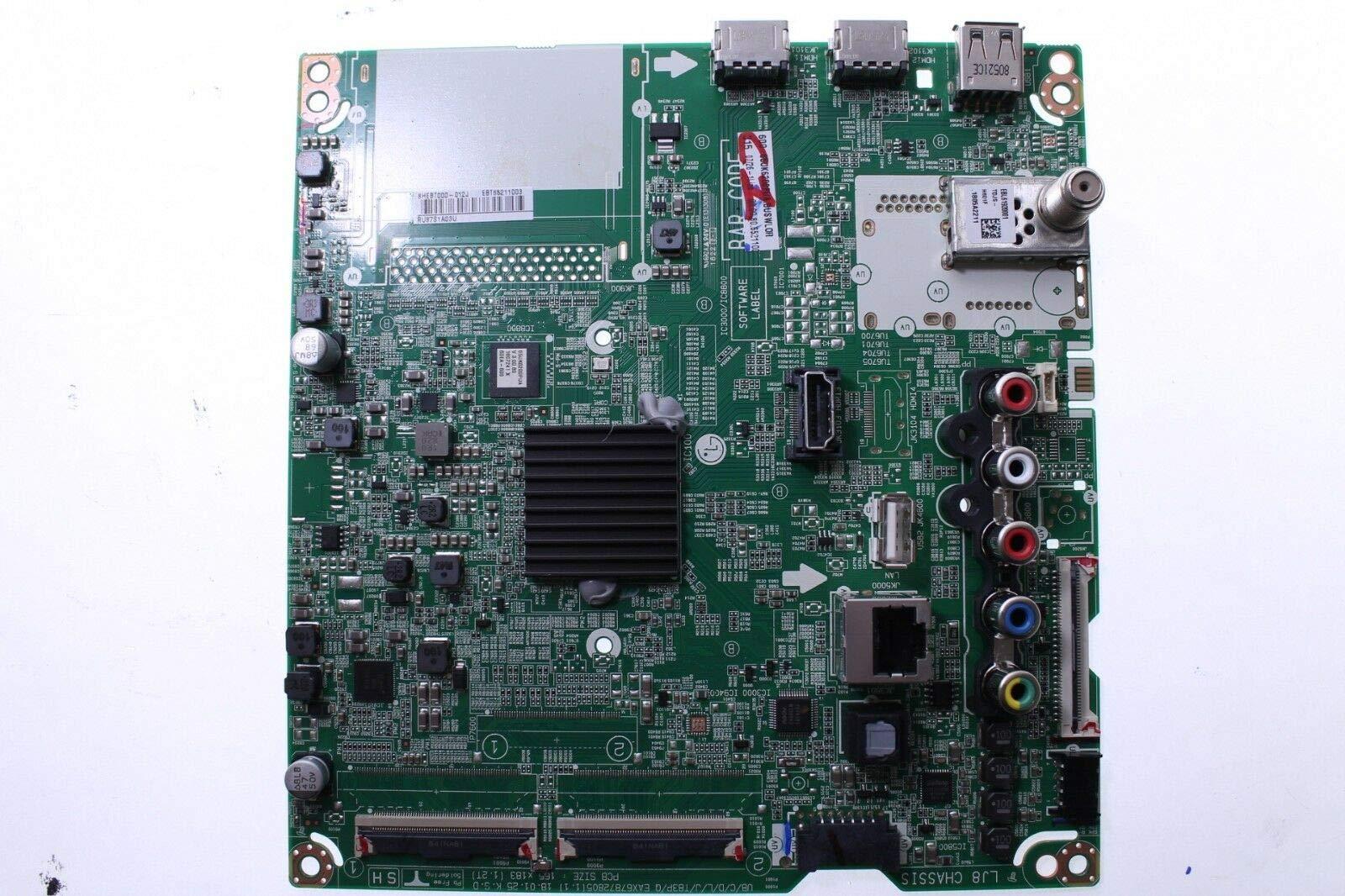 LG EBT65211003 Main Board for Service Code 65UK6200PUA.BUSWLOR by Mod Freakz