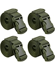 """MAGARROW 80"""" Long Utility Luggage Straps with Buckle Adjustable"""
