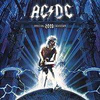 AC/DC Calendar 2019