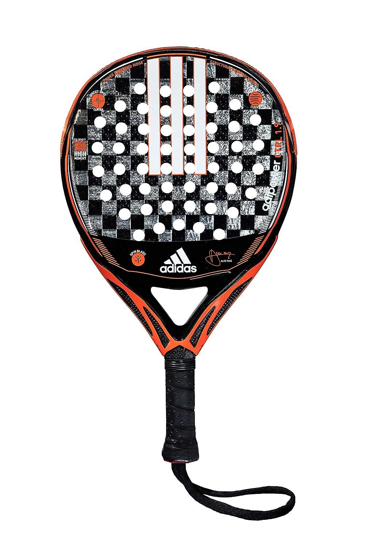 Adidas Adipower Control 1.9 - Pala de padel, Adultos Unisex, Rojo, 375: Amazon.es: Deportes y aire libre
