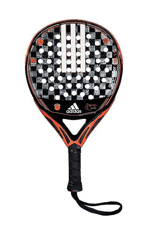 Adidas Adipower Control 1.9 - Pala de padel, Adultos Unisex, Naranja, 375