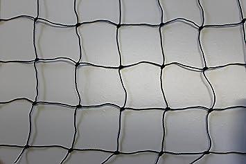 Geflügelzaun Geflügelnetz Weidezaun  1,00 m x 75 m  oliv Maschenweite 5 cm