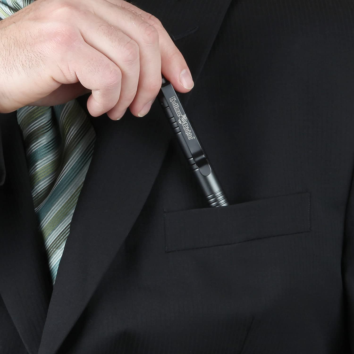Spy Pen in the pocket | Tactical Pen Roundup: The 7 Best Tactical Pens For Your Dollar
