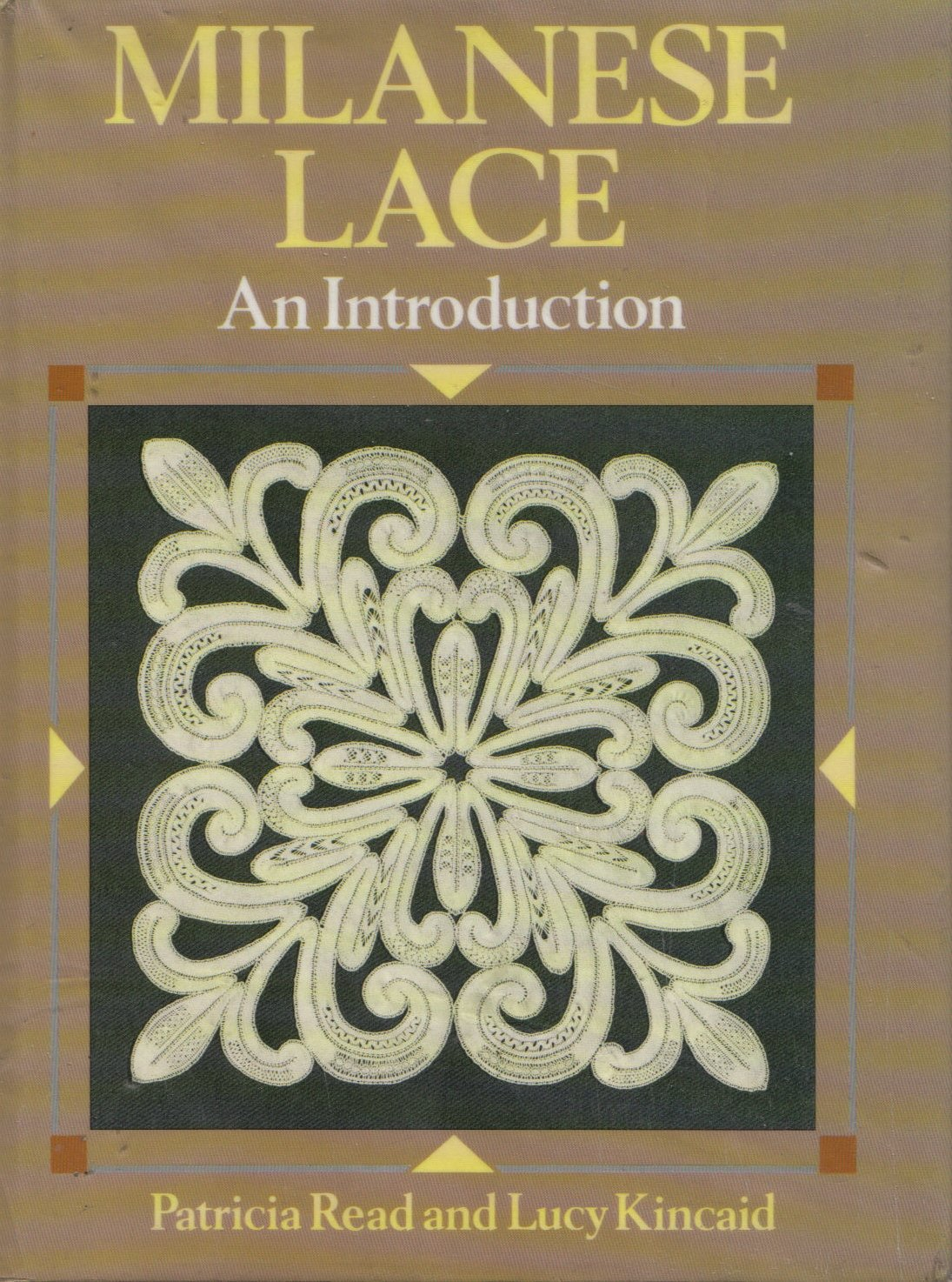 Milanese Lace: An Introduction: Amazon.co.uk: Patricia Read, Lucy Kincaid:  9780713457070: Books
