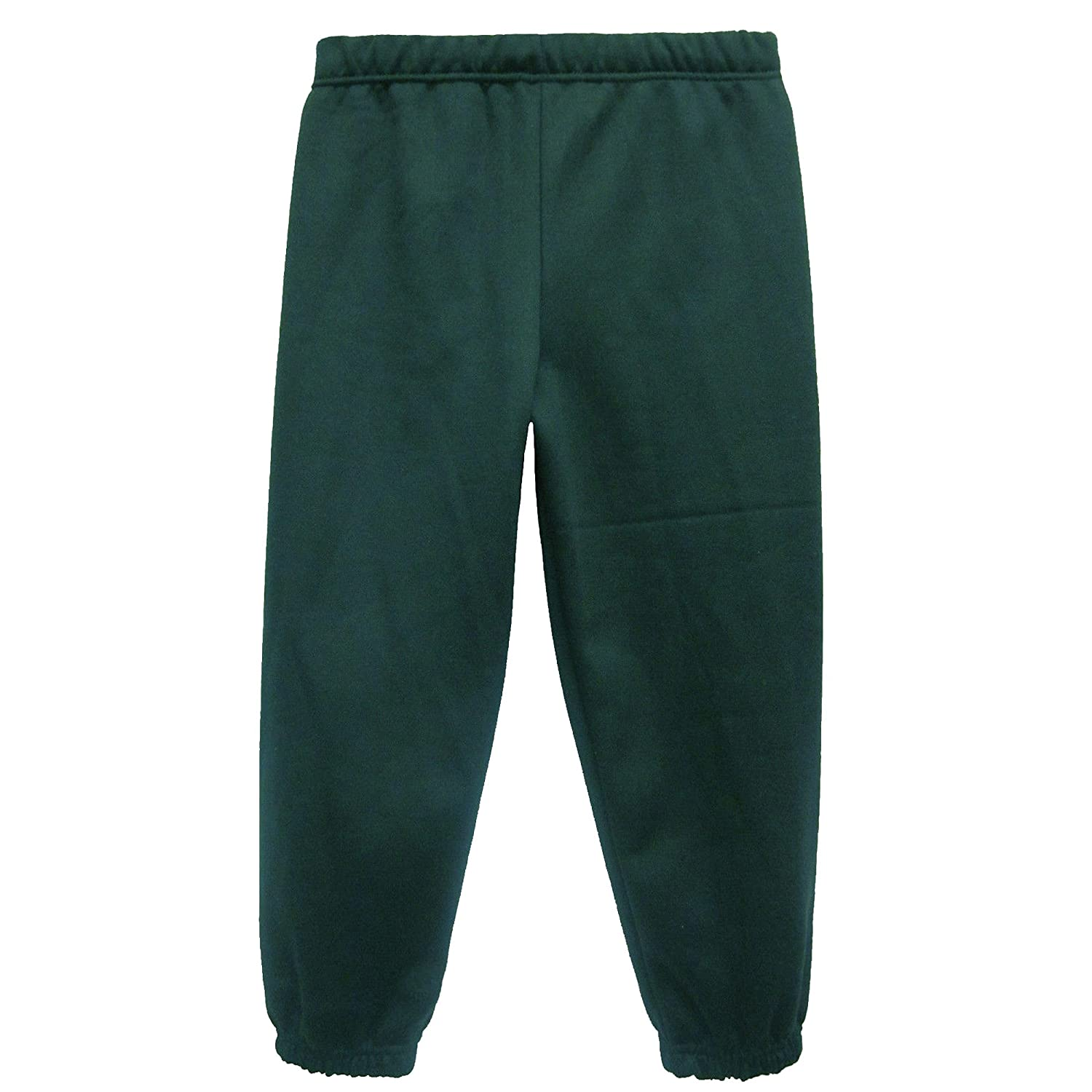 Body2Body Kids Warm Fleece Style Plain Casual Active Wear Joggers Bottom Pants Sizes 2-15 Years Age