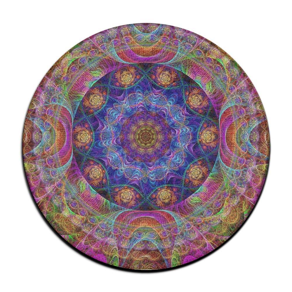 Amazon.com : Yoga Mandala MeditationChair/Seat Cushion Pad ...