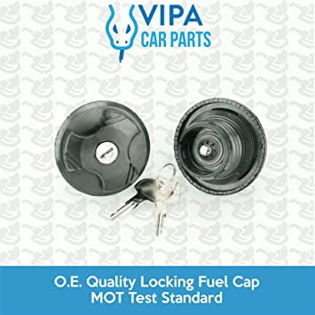 7e0bcc24274 POLO Hatchback Petrol Locking Fuel Cap OCT 1994 Onwards  Amazon.co ...