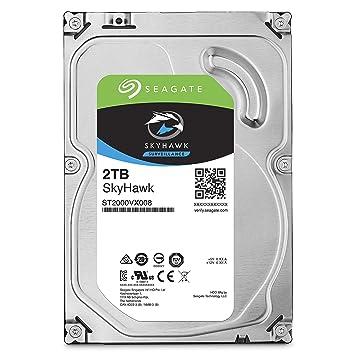 Amazon Com Seagate Skyhawk 2tb Surveillance Hard Drive Sata 6gb S