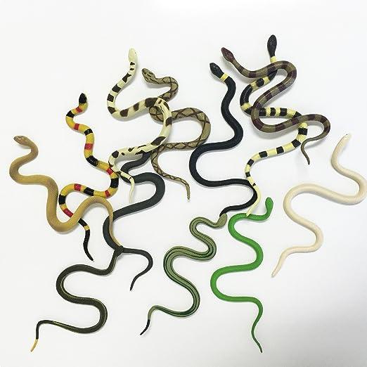 GIFTEXPRESS - Serpientes para Disfraz de Medusa, decoración de ...