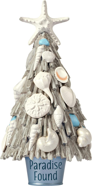 Hallmark Keepsake Christmas Ornament 2020, Paradise Found Beach Driftwood Tree