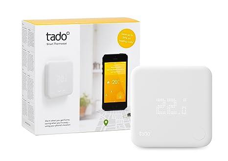 Tado° Kit de inicio de Termostato Inteligente V2