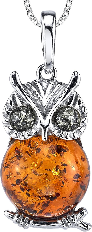 Green Baltic Amber Pendant Amber flower design Pendant Necklace Green Gemstone Pendant Sterling silver Gift for her Genuine Baltic Amber