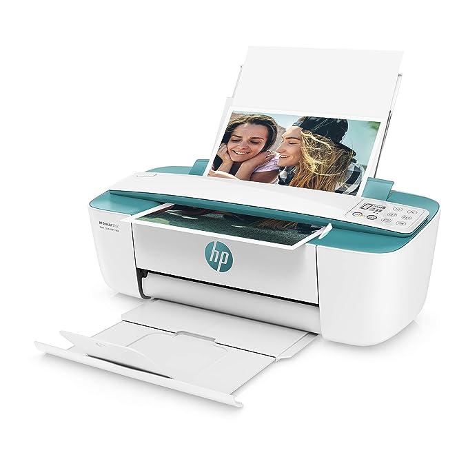 HP DeskJet 3762 - Impresora de tinta multifunción (8 ppm, 4800 x ...