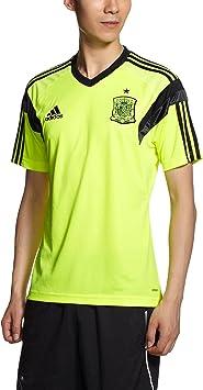 adidas Camiseta Entrenamiento España 2014 Electricity-Negra ...