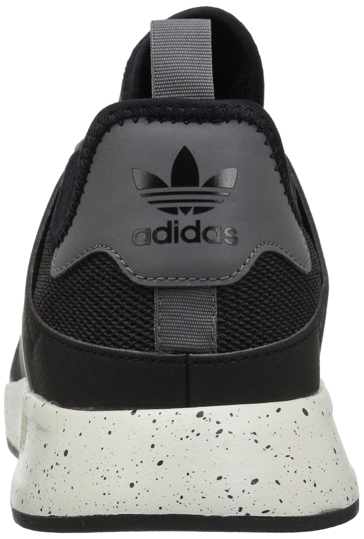 adidas Originals Mens X_PLR Running Shoe Sneaker Grey/Black, 4.5 M US by adidas Originals (Image #2)