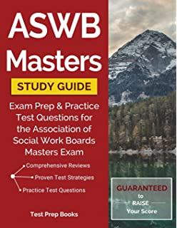 Social Work ASWB Masters Exam Guide: A Comprehensive Study Guide ...