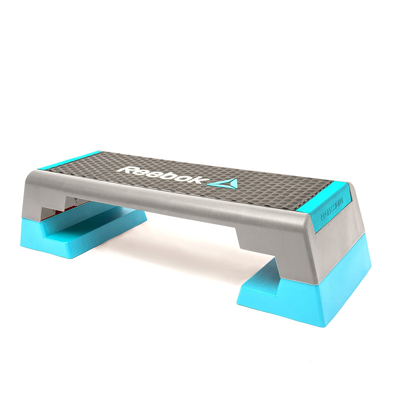 Reebok Step Plataforma Azul Única