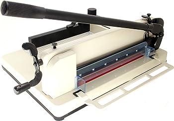 HFS Heavy-Duty Steel Blade Guillotine Paper Cutter