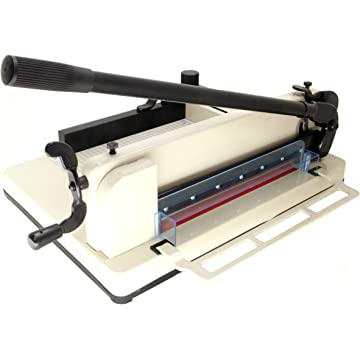 Amazon.com : Giantex 17\'\' Guillotine Paper Cutter, Heavy Duty A3 ...