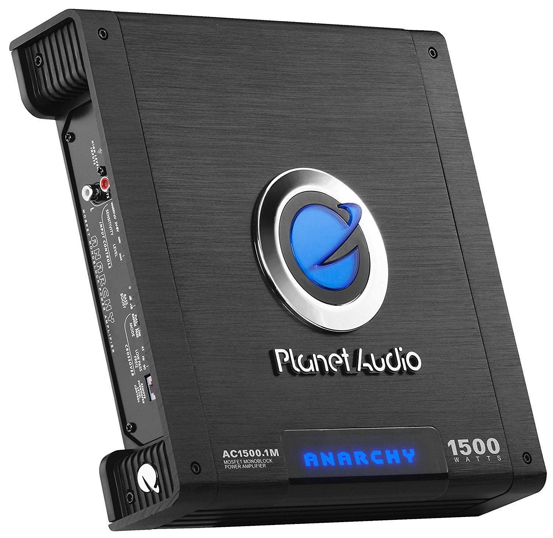 Amazon.com: Amplificador Para Carro Auto Car Amplifier 1500 Watt Stable Class A/B: Car Electronics
