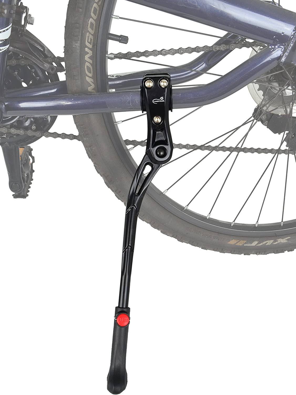 24-28 Inches Bicycle Side Stand Rear Mount Kickstand Bike Stand Holder